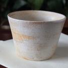 白ベージュカップ