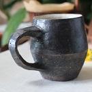 黒ツートンマグカップ